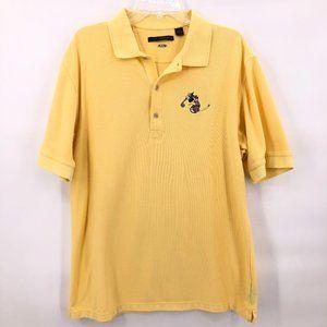 NWOT Greg Norman Mickey Mouse golf polo shirt
